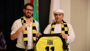 Новый совладелец израильского «Бейтара» изОАЭ допустил покупку арабских игроков