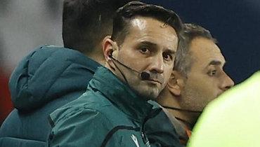 Обвиненный врасизме судья вматче Лиги чемпионов «ПСЖ»— «Истамбул» объяснил, что сказал тренеру