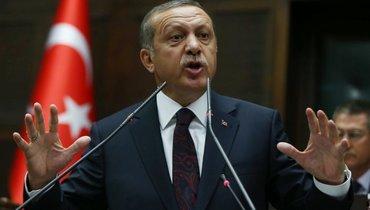 Эрдоган назвал непростительным поступок судьи матча «ПСЖ»— «Истанбул»