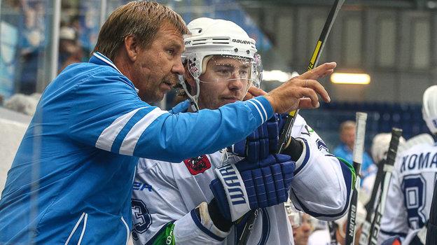 2013 год. Максим Пестушко (справа) иОлег Знарок. Фото Сергей Литвак.