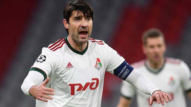 9декабря. Мюнхен. «Бавария»— «Локомотив»— 2:0. Ведран Чорлука. Фото Reuters