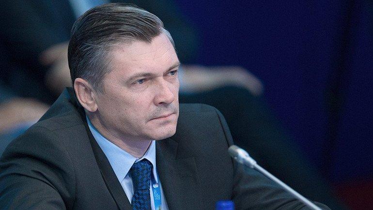 Анатолий Мещеряков. Фото Twitter