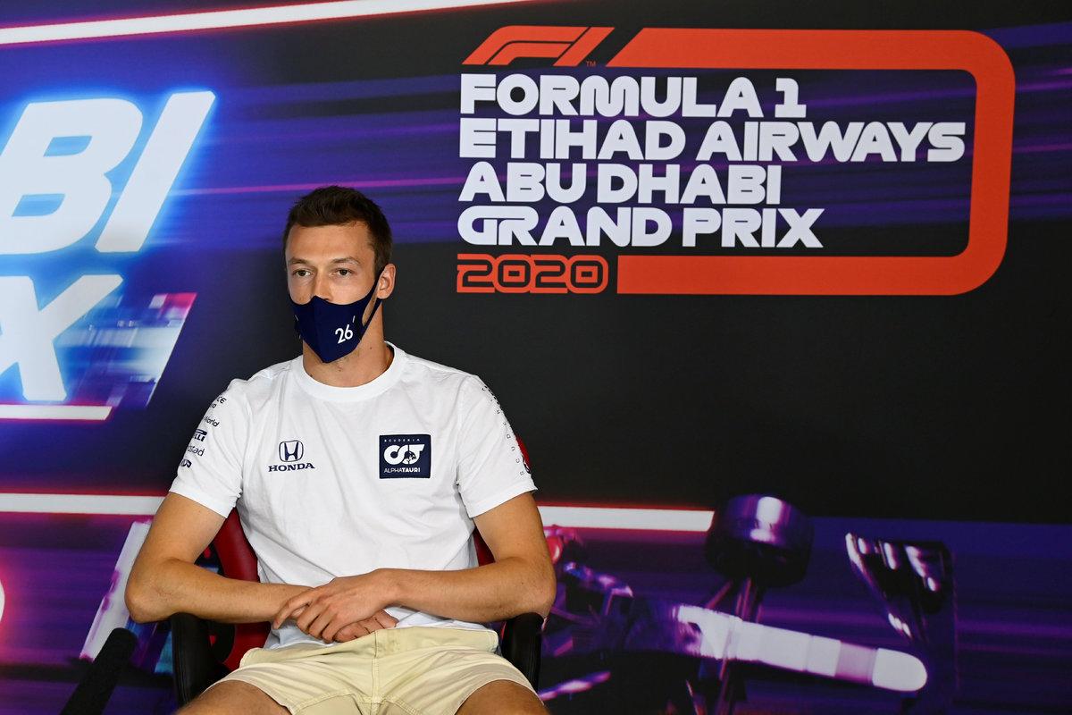 Что ждать отКвята вего последней гонке? Даниил прощается с «Формулой-1»