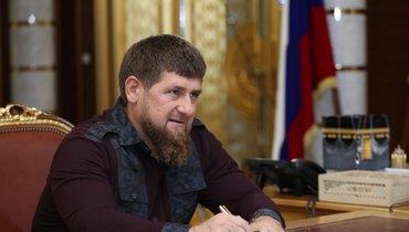 Кадыров прокомментировал санкции США противФК «Ахмат»