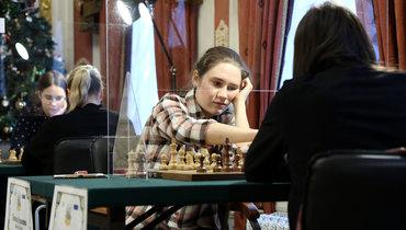 Полина Шувалова.