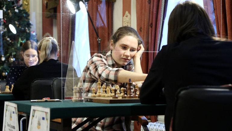 Полина Шувалова. Фото Этери Кублашвили