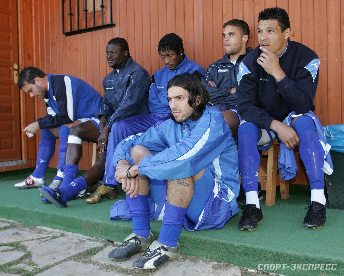 Как менялся лимит налегионеров вроссийском футболе
