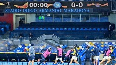Первый матч настадионе Диего Марадоны иАдвокат без плей-офф