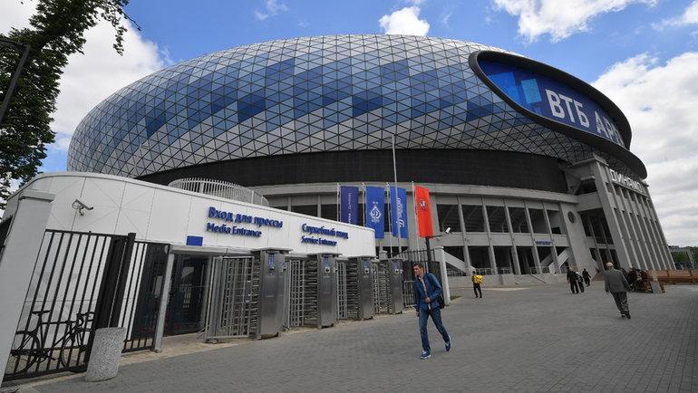 «ВТБ Арена». Фото Александр Федоров, «СЭ»