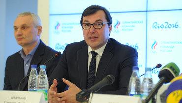 Станислав Шевченко.