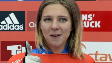 Никитина выиграла этап Кубка мира вИнсбруке