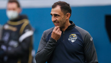 Тренер «Сочи» прокомментировал конфликт после матча со «Спартаком»