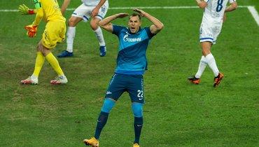 «Зенит»— «Динамо»: все голы матча