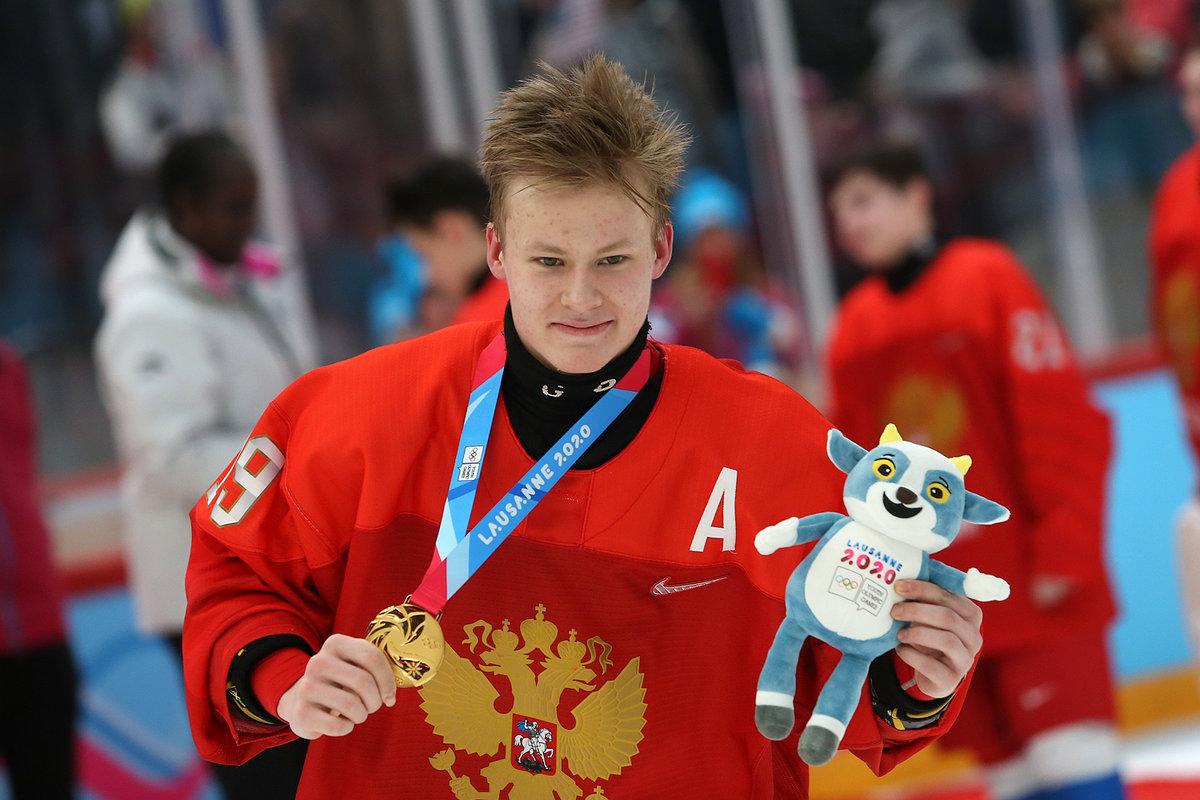 Главный русский суперталант— вСКА до2026 года. Иэто хорошо для всех, даже если онпотеряет первый номер драфта НХЛ