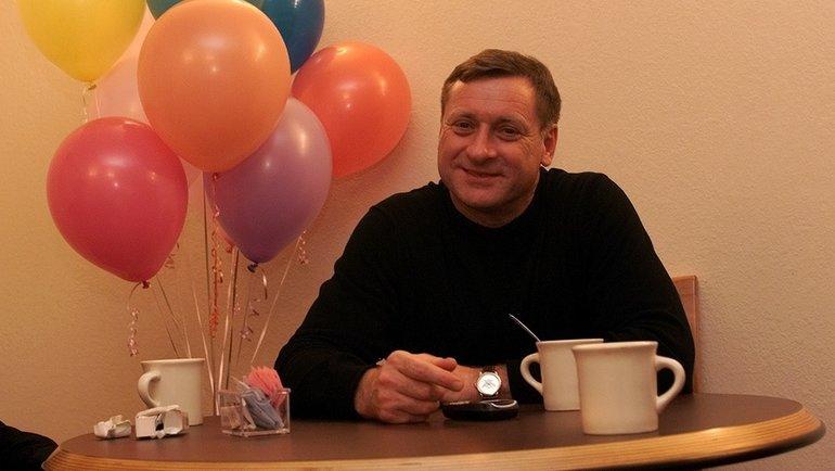 Владимир Буре. Фото Александр Вильф
