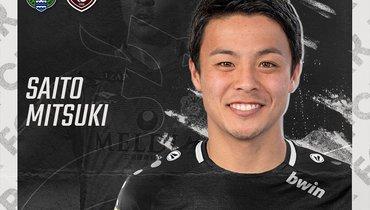 Мицуки Сайото стал игроком казанского «Рубина».