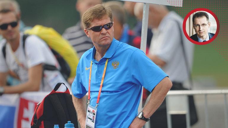 Петр Иванов— оборьбе стакими тренерами, как Виктор Чегин.