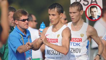 Cкандально известный тренер Виктор Чегин иего ходоки.