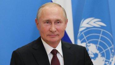 Путин поздравил Байдена спобедой напрезидентских выборах вСША
