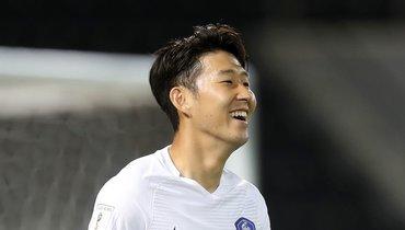 Сон Хын Мин вочередной раз признан лучшим игроком Кореи