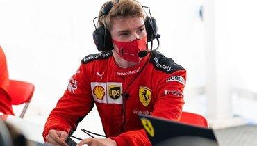 Россиянин Шварцман показал 11-е время намолодежных тестах «Формулы-1»