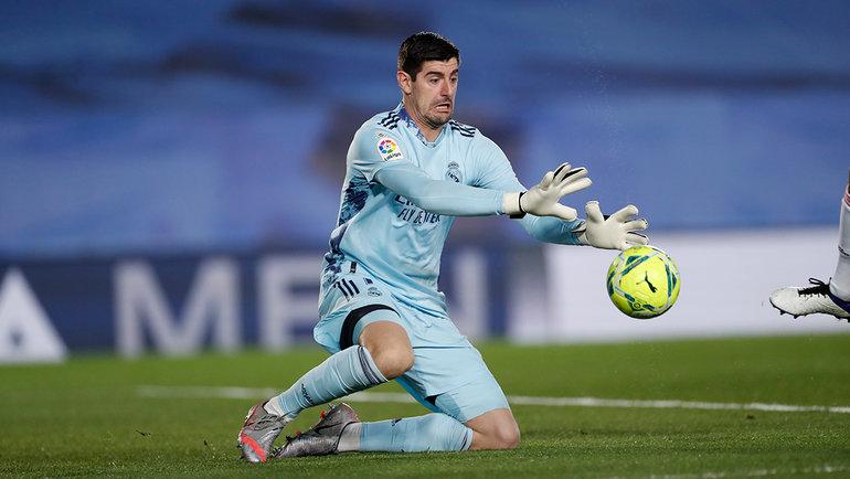 15декабря. «Реал»— «Атлетик»— 3:1. Тибо Куртуа. Фото Twitter