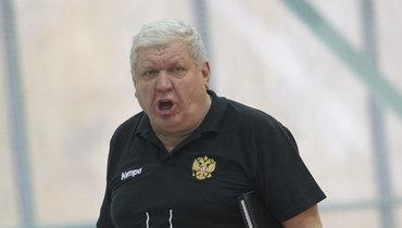Шишкарев разнес тренера сборной России ирассказал ослезах Трефилова после поражения отДании