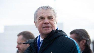 Медведев отреагировал наслухи освоем уходе из «Зенита»