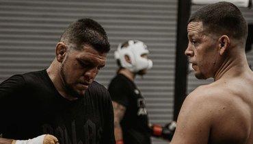 Веганство, никакой разминки, истязают профи-боксеров. Как тренируются братья Диас