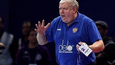 Трефилов заявил, что невернется напост тренера женской сборной погандболу