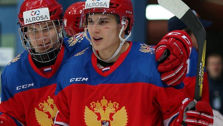 Павел Шэн. Фото ФХР