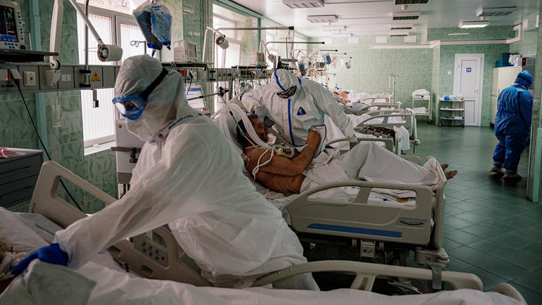 Эпидемия коронавируса в мире. Фото AFP