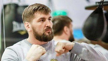 Виталий Минаков: «По-прежнему хотелбы провести бой сХаритоновым»