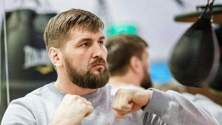 Виталий Минаков. Фото Instagram