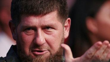 Кадыров отреагировал навопрос овидео сДзюбой напресс-конференции Президента