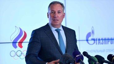 Поздняков— осанкциях CAS: «Можно сохранить визуализацию национальной принадлежности олимпийской команды»