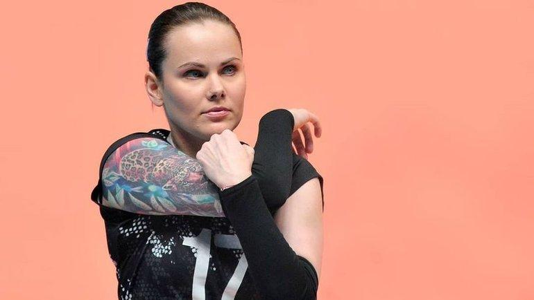 Светлана Крючкова. Фото instagram.com/chepelev.sport/