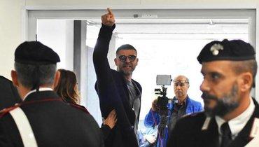 Суд подтвердил два года тюрьмы для чемпиона мира-2006 Яквинты