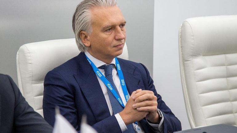 Александр Дюков. Фото ФК «Зенит»