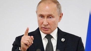 ВКремле прокомментировали запрет Путину посещать Олимпийские игры