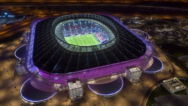 «Ахмад бин Али»— четвертый стадион ЧМ-2022.