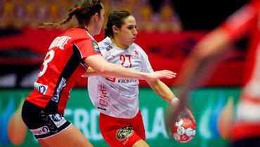 Норвегия сыграет сФранцией вфинале чемпионата Европы погандболу