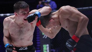 Марат Балаев остался без пояса АСА изавершил карьеру бойца ММА