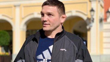 Балаев— озавершении карьеры: «Болячки непозволяют включить дурь доконца»