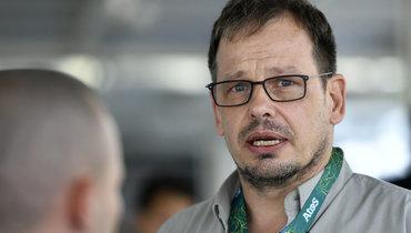 Зеппельт раскритиковал решение CAS онадписи «Россия» наформе атлетов