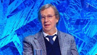 Семин отметил выступление Сычева нашоу «Ледниковый период»