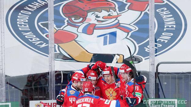 Сборная России сыграет сФинляндией вматче Евротура. Фото Дарья Исаева, «СЭ» / Canon EOS-1D X Mark II