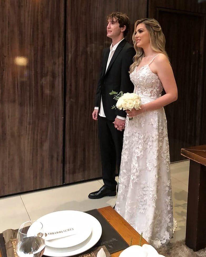 Марио Фернандес теперь женат. Кто его супруга?
