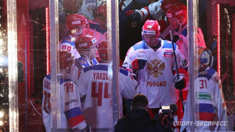 20декабря. Москва. Россия— Финляндия— 5:1.