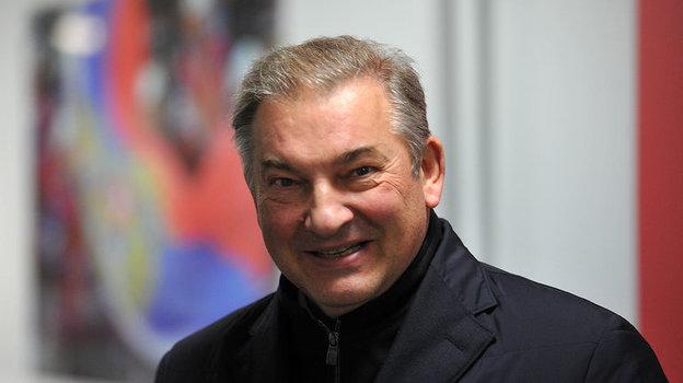 Владислав Третьяк. Фото Алексей Иванов.